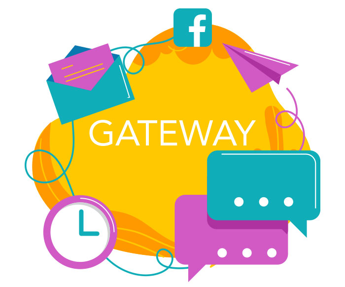Immagine Gateway Sms